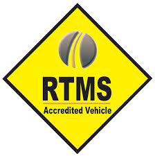 RTMS Accredited Vehicles